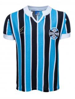 Camisa Réplica 1977 Tricolor  88d9d810b3f12