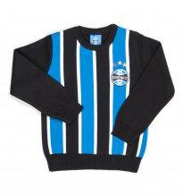 Blusão Infantil Tricolor