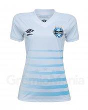 Camisa Grêmio II Feminina Classic Umbro 2021 S/Nº