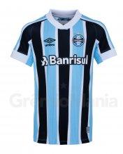 Camisa Gr�mio I Juvenil Umbro 2021 S/N�