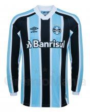 Camisa Grêmio I Masc. Classic M/L Umbro 2021 S/Nº