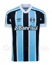 Camisa Gr�mio I Masc. Classic Umbro 2021 S/N�