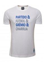 9de5ab52fe120 Camiseta Masc. Lettering Off White