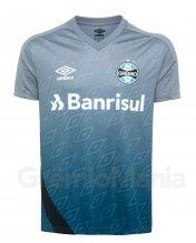 Camisa Treino Cinza c/ Vero Umbro 2020 Masculina