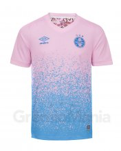 Camisa Grêmio Outubro Rosa Umbro 2021 Masculina