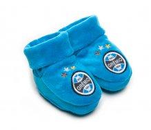 Pantufa Bebê Azul