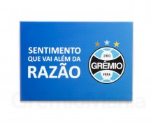 Placa Decorativa Sentimento