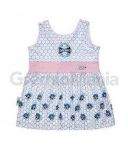Vestido Mosqueteiro Infantil