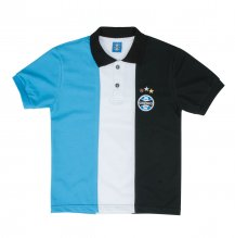 Camisa Polo Tricolor Juvenil
