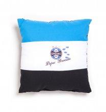 24473183c9950 Almofada Pequena Papai Tricolor