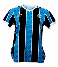 Camisa Oficial I Feminina Classic 2020 S/Nº