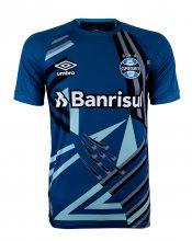 Camisa Oficial Masc. Goleiro Azul 2020 C/Nº