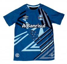 Camisa Oficial Juvenil Goleiro Azul 2020 C/Nº