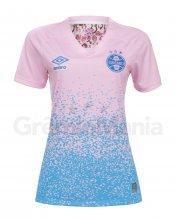 Camisa Grêmio Outubro Rosa Umbro 2021 Feminina