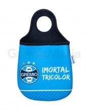 Lixeira p/ Carro Imortal Tricolor